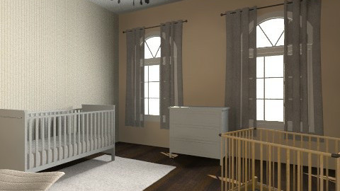 Nursery room - by ivacolakovic
