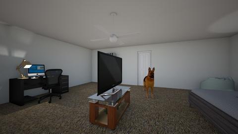 Modern Bedroom - Modern - by ItzCreeps