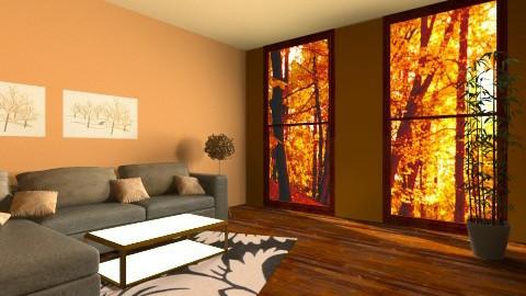 auutmn - Classic - Living room - by Mammu