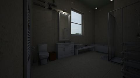 New House - Bathroom - by She1113