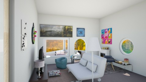 Livin Room Space - by coled