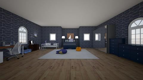 haus6 - Glamour - Bedroom - by vitalencur