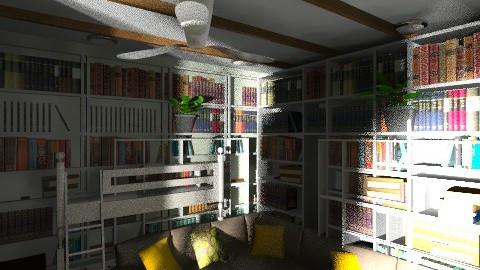 Demo Apartment by Jennife - Vintage - by JEN GRANT FRISKIELISKIE