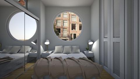 Casa159Bedroom - Eclectic - Bedroom - by nickynunes