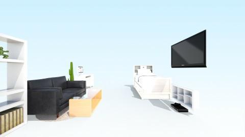 Vikis Room - Bedroom - by DesignerVP