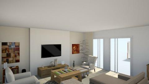 Living a Dream - Minimal - Living room - by lbarriosch