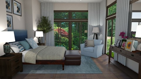 Breezy Bedroom 3 - by Ejad Shukri