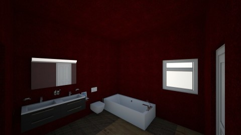 rodney morris - Bathroom - by Rodney Morris
