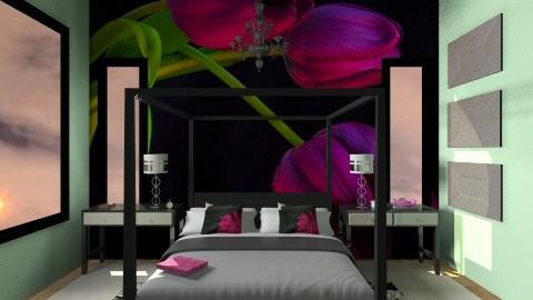 Master Bedroom - Classic - Bedroom - by deesdesigns