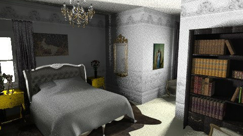 Layout - Bedroom - by emmawatson235