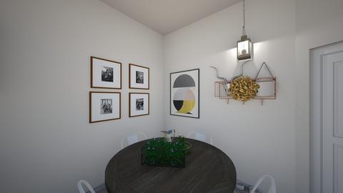 Dining Room - Dining room - by esvatsaas