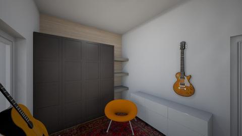 huis nu_squarislandfff - Living room - by aniekderooij