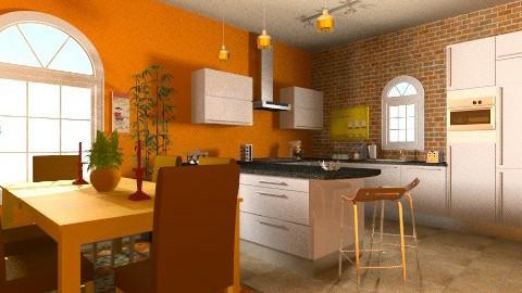 K4 - Kitchen - by maslow
