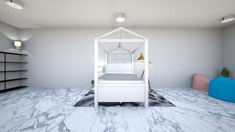 MOLLY - Bedroom - by med095