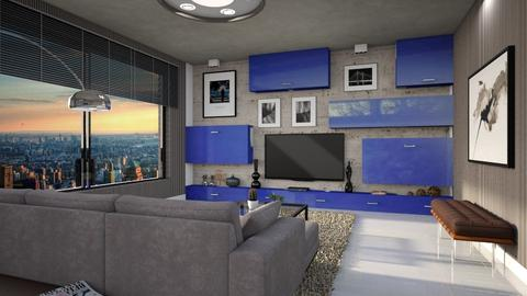 my home cinema - Glamour - Living room - by adamrowlandsxx