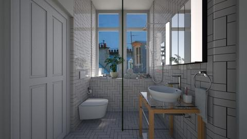 Casa316Bathroom - Retro - Bathroom - by nickynunes
