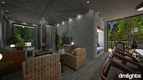 zvvv - Living room - by DMLights-user-1490489