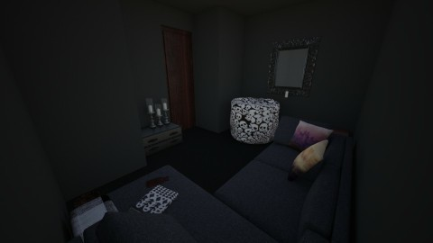 Mortis room - by collecting_cookies