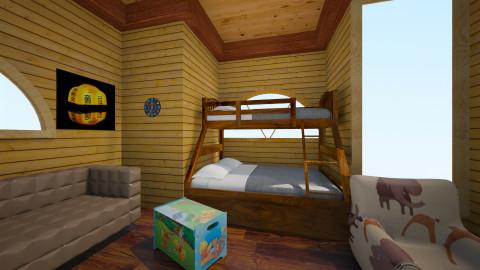 Kids room - Classic - Kids room - by Boka i Deki