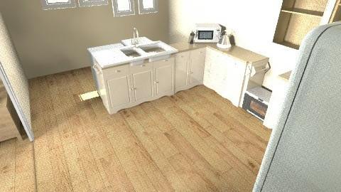 kitchen - Modern - Kitchen - by wafa