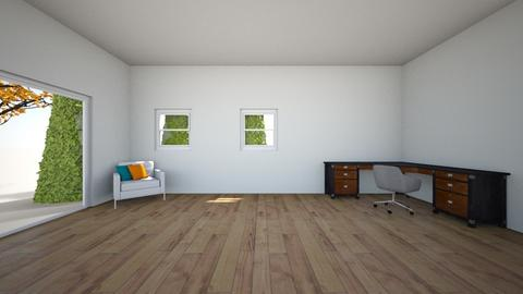 An Office - Office - by kiarawright