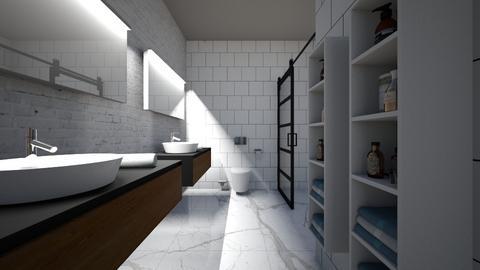 housemmaibath - Bathroom - by MaluBS