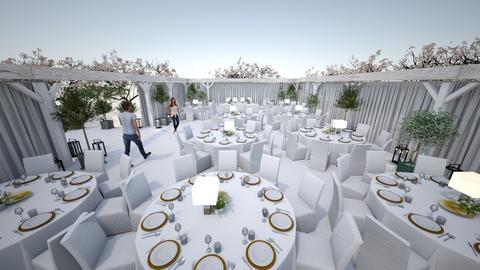 wedding - by dorotazulczyk1