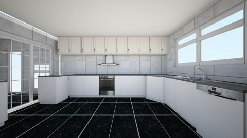 Kitchen - Kitchen - by Menahkarimi
