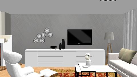 K Kuendiger 2 - Living room - by HOMEMANUFAKTUR