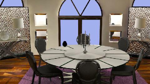spirt dinning 1 - Dining Room - by gosia