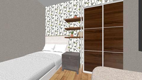 House plan - Minimal - by AniArdelean