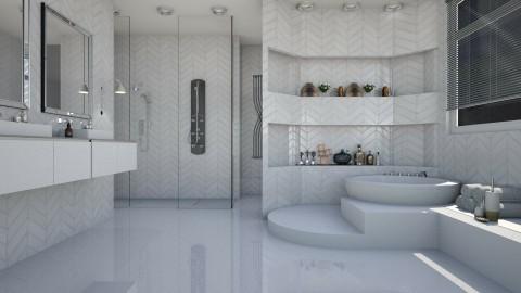 Bathroom - by tika 008