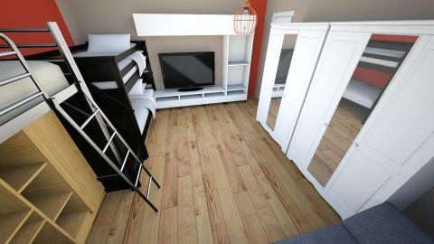 byt - Bedroom - by macka0020