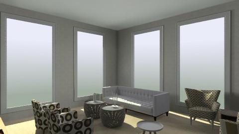 Carols flat - Retro - Living room - by sminderis3