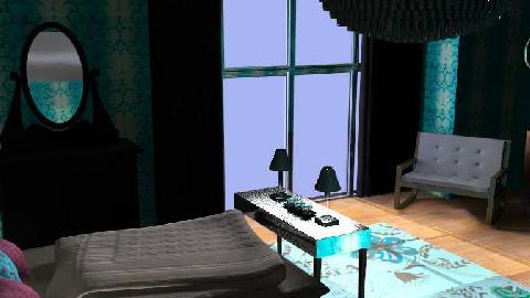 Bedroom 7 - Bedroom - by gosia