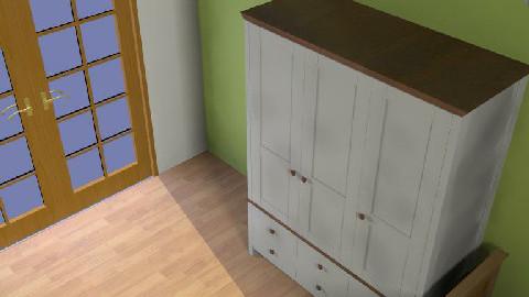 green room2 - Bedroom - by zane0146