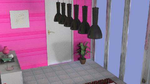A spot of colour!!!! - Living room - by Kelerah