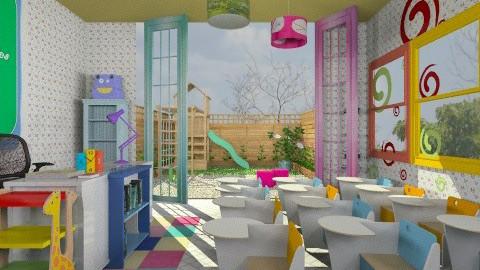Recreio - Kids room - by Sajes