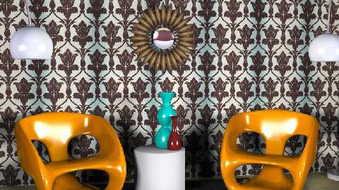 odd glamour - Glamour - Living room - by gingerpantz