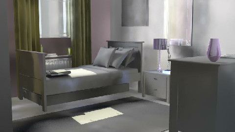 my room - Bedroom - by SarahLou