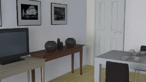 sala itauna - Dining Room - by ciyoshi