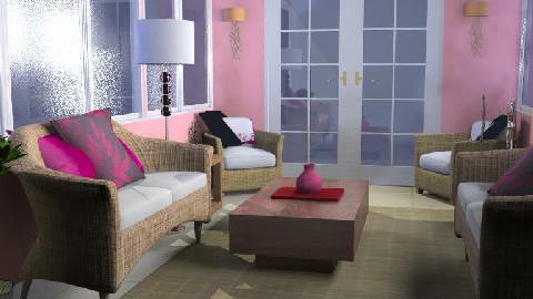 pink girlie den - by SarahLou