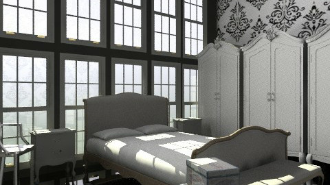 french master suite - Classic - Bedroom - by Uh Huh
