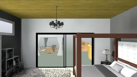 habita de verano - Retro - Bedroom - by bertobarbeitos