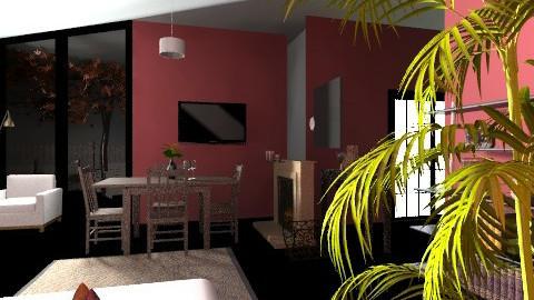 livingroom - Living room - by Agnieszka11