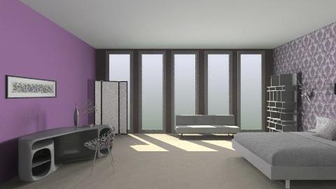 cathannabelle - Feminine - Bedroom - by eileen tenuise
