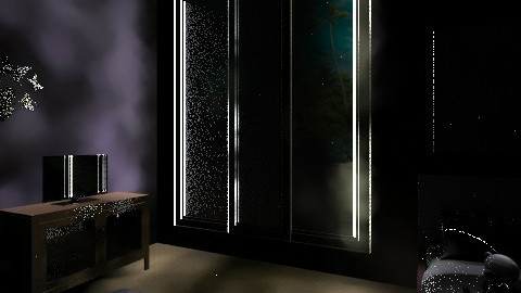 My room - Bedroom - by Blanka0406