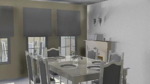 october skyyyyyyyyy - Dining Room - by jdillon