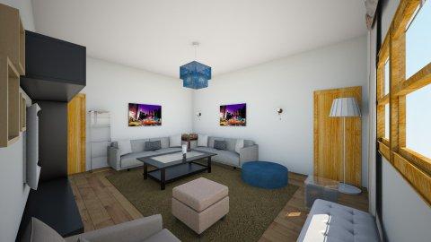 living room - Living room - by simokaal