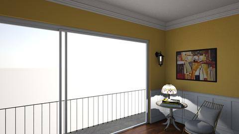 frame in venice - Vintage - Bedroom - by rungsimas